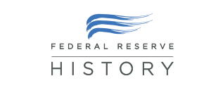 Federal Reserve History logo