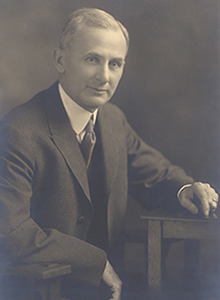 Photo of Henry A. Moehlenpah